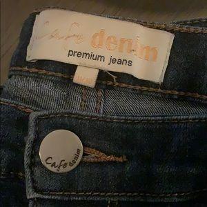 cafe denim premium Jeans Jeans - Cafe Denim Premium Jeans Great fit pair of jeans